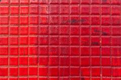 Mosaik-alte Beschaffenheit Lizenzfreies Stockbild