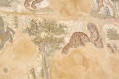 Mosaik av Carthage Royaltyfria Foton