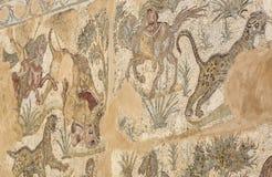 Mosaik av Carthage Royaltyfria Bilder