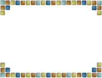 Mosaik background-2 Stock Abbildung