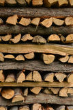 Mosaik des Holzes Lizenzfreies Stockfoto