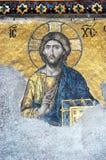 Mosaik des Jesus Christus lizenzfreies stockbild