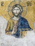 Mosaik des Jesuss Lizenzfreies Stockbild