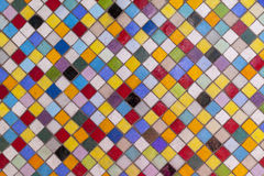 Mosaik - detalj Royaltyfri Fotografi