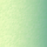 Mosaik för Digital grön triangelPIXEL stock illustrationer