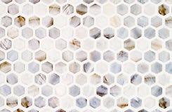Mosaik för keramisk tegelplatta Fotografering för Bildbyråer