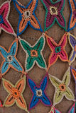 Mosaik för rät maskastjärnamodell Royaltyfri Foto