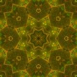 Mosaik för spegel för mall för abstrakt för kalejdoskopmodellfärg för symmetri för prydnad konsert för form komplex stock illustrationer