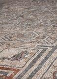 Mosaik-Fliesenboden Lizenzfreie Stockbilder