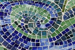 Mosaik-Hintergrund stockbild