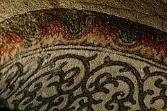 Mosaik i den Chora kyrkan i Istanbul   arkivbild