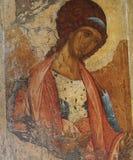 Mosaik i kyrka av frälsaren av Neredica, Novgorod, Ryssland Royaltyfri Bild