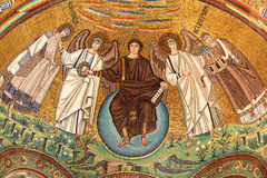 mosaik ravenna Royaltyfri Bild