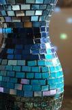 Mosaik-Vase Stockfotografie