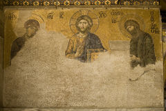 Mosaik verfiel Stockbild