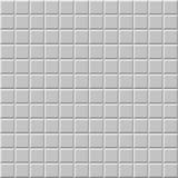 Mosaik von abgeschrägten Fliesen Grundlegendes farbloses tileable Muster backgr Lizenzfreies Stockbild