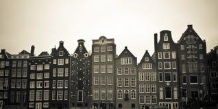 Mosaik von Amsterdam Lizenzfreie Stockfotos
