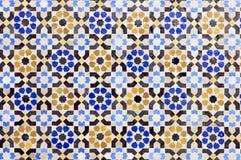 Mosaikarabisch Stockfoto
