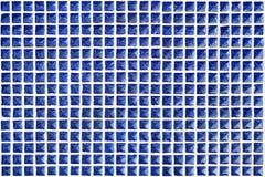 Mosaiken belägger med tegel Fotografering för Bildbyråer