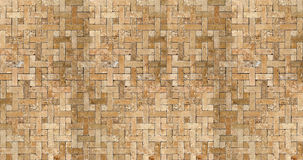 Belägga med tegel väggen texturerar Royaltyfri Fotografi