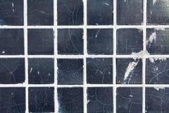 Mosaiker för keramisk tegelplatta Arkivbilder