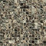 Mosaikfliese Lizenzfreies Stockbild