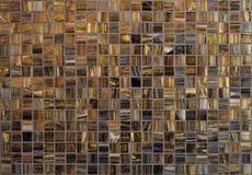 Mosaikfliesehintergrund Lizenzfreies Stockbild