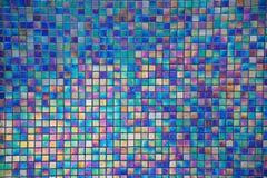 Mosaikfliesen für Hintergrund Stockbild