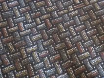 Mosaikfußböden in der Vatikanstadt Lizenzfreies Stockfoto