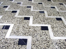 Mosaikfußboden Stockbilder
