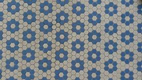 Mosaikfußboden Lizenzfreie Stockbilder