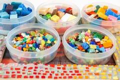 Mosaikhandwerk Lizenzfreie Stockfotos