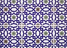 Mosaikhem Arkivbild