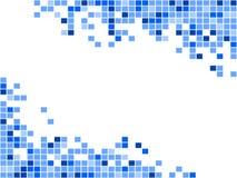 Mosaikhintergrund Lizenzfreie Stockfotos