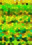 Mosaikhintergrund Lizenzfreies Stockfoto