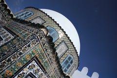 Mosaikmoschee stockbild