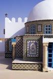 Mosaikmoschee stockbilder