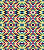 Mosaikmuster Abstrakter Hintergrund für Auslegung Geometrische Vektorillustration Lizenzfreie Stockbilder