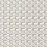 Mosaikpixelhintergrund - nahtlos Stockbild