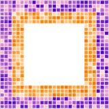 Mosaikserie Stockfoto