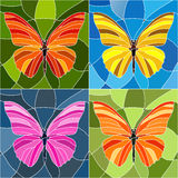 Mosaikserie vektor abbildung