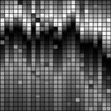 Mosaikvektorhintergrund Stockfotos