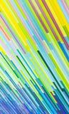 Mosaikwand deckt Muster mit Ziegeln Stockfotos