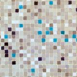 Mosaique-Muster in der Art Lizenzfreie Stockfotos