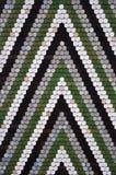 Mosaisk bakgrund Royaltyfria Bilder