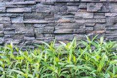 Mosaisk bakgrund för tegelstenvägg Arkivfoton