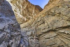 Mosaisk kanjon Arkivbild