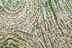 Mosaisk textur Arkivbild
