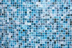 Mosaisk vägg Arkivbild