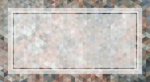 Mosaiska bakgrundsstenar stock illustrationer